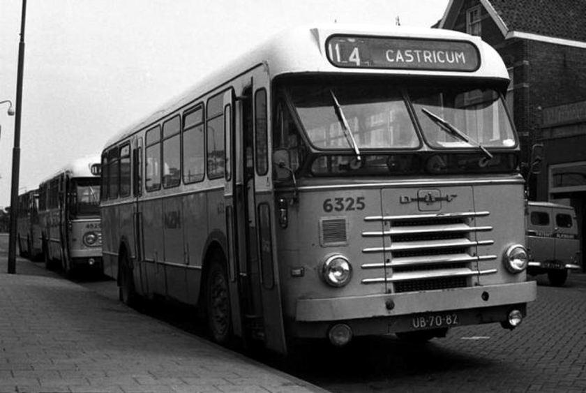 1958 DAF Hainje 6325 UB-70-82