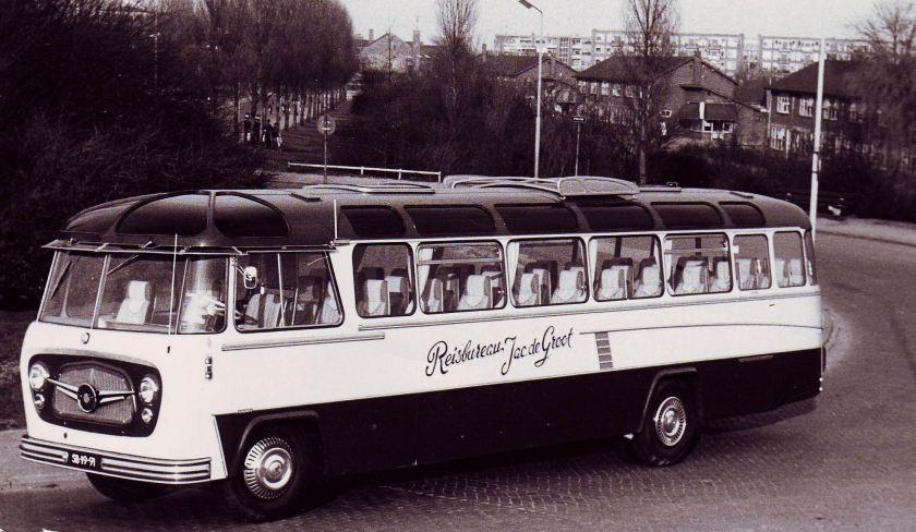 1958 DAF Jac de Groot