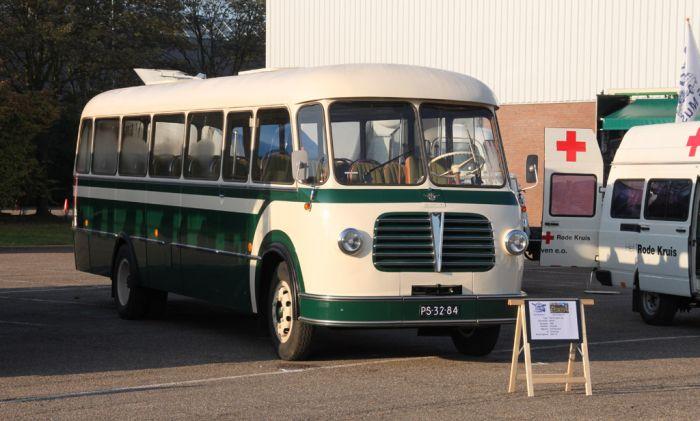 1958 DAF Museum PS-32-84 (ex Vredestein 54 exex AKU 119) Eindhoven