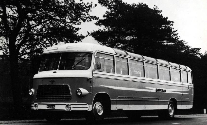 1958 DAF Van Hool Carr