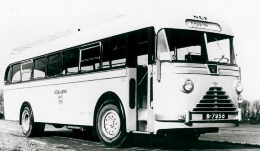 1958 DAF Verheul B-7958