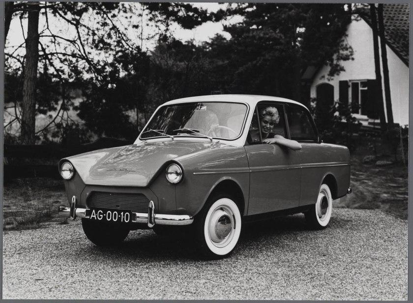 1959 DAF 600 de Luxe