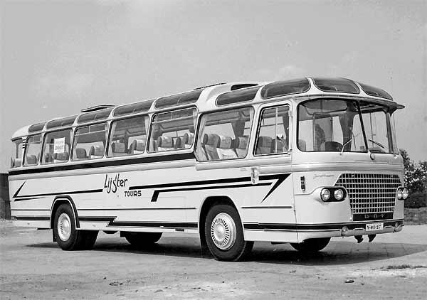 1959 DAF B1502 DS533 Jonckheere bus-20-21