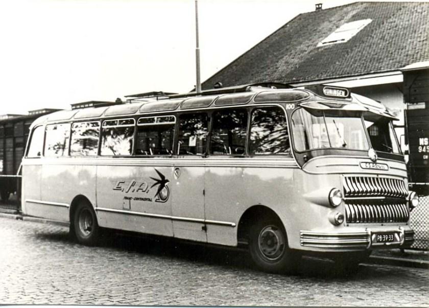 1959 DAF ESA 100 MB Smit Appingedam ex Leekster Tak