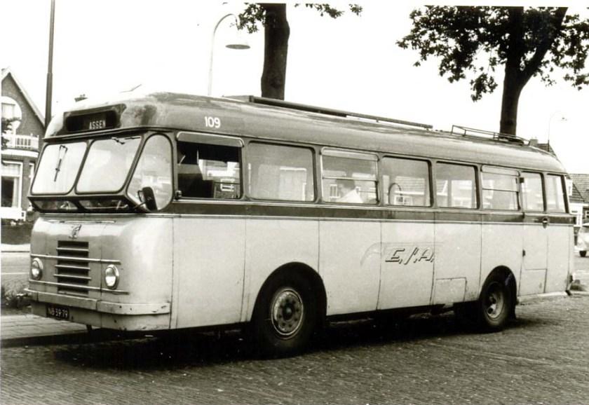 1959 DAF ESA 109 Domburg ex GEVU