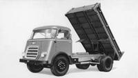1959 DAF Het nieuwe chassis van de 1600-serie vervangt de 1500-serie.
