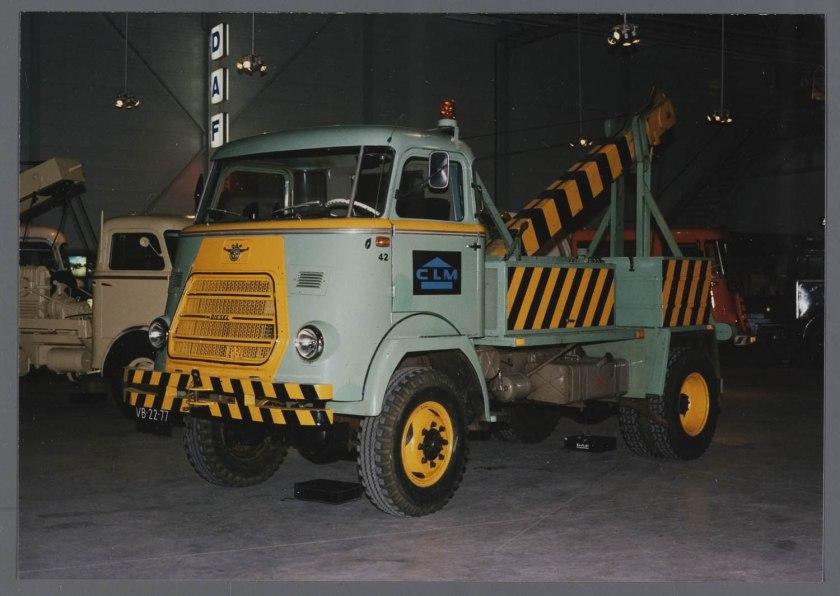 1959 DAF Kraanwagen