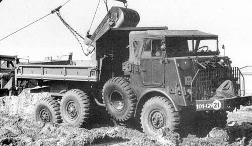 1959 DAF YK-616  1