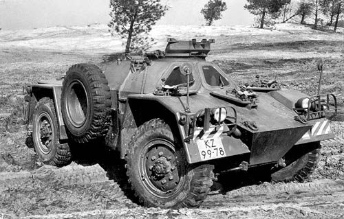 1959 DAF YP 104 2