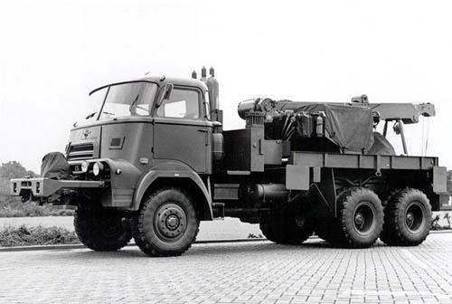 1960-67 DAF AZY 2400 DK 1