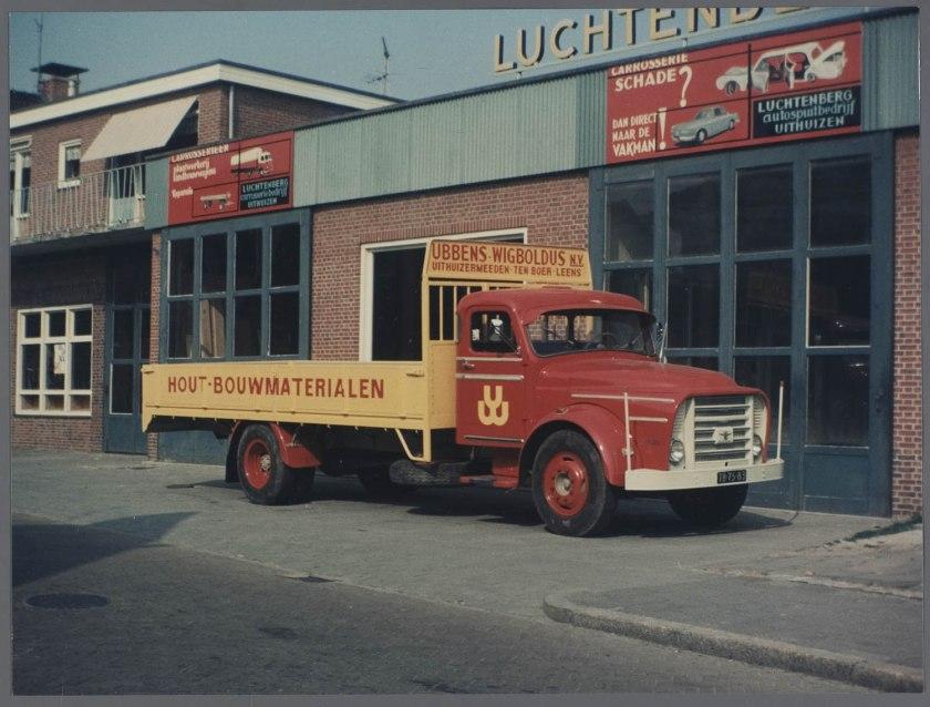 1960 DAF 15-16DD
