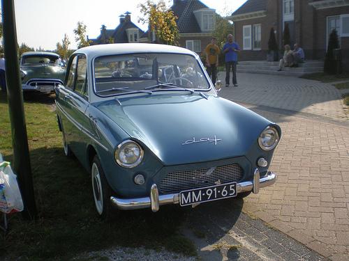 1960 DAF 600 a