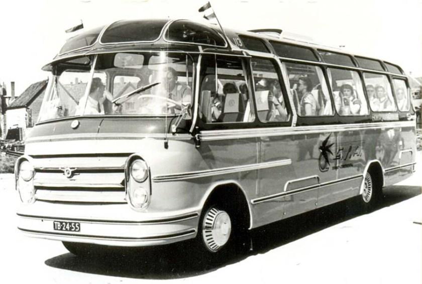 1960 DAF ESA 113  Groenewold