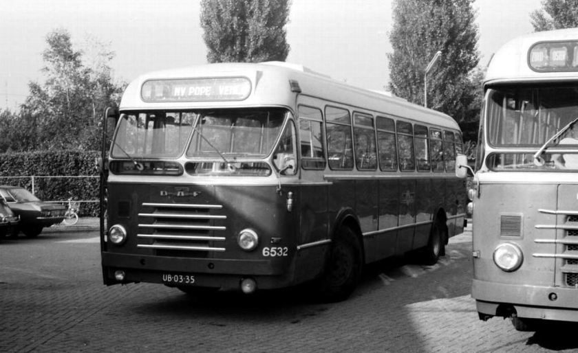 1960 DAF-Hainje Wim Vink