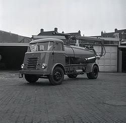 1960 Daf riool reiniging
