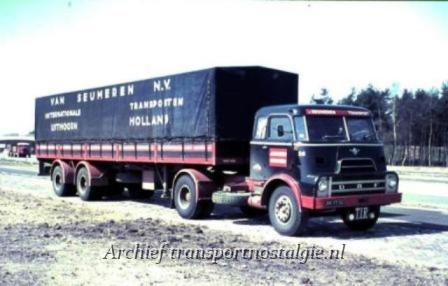 1960 Daf Van Seumeren