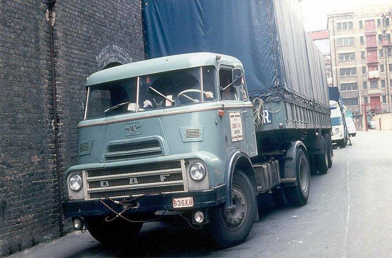 1961 DAF 2000 NL