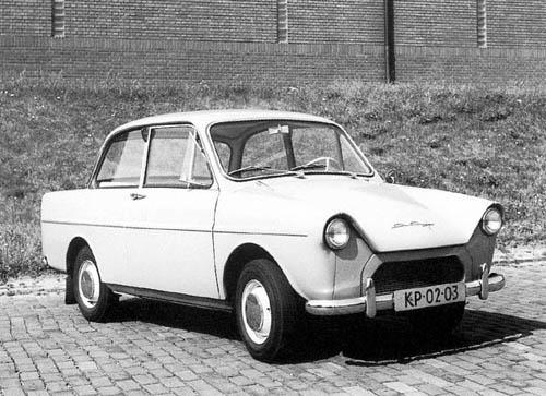 1961 DAF 600 1