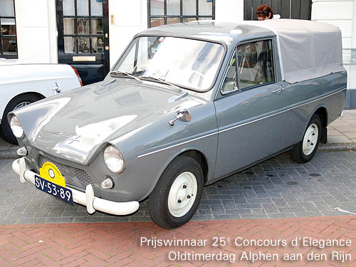1961 Daf 600 pickup (2)