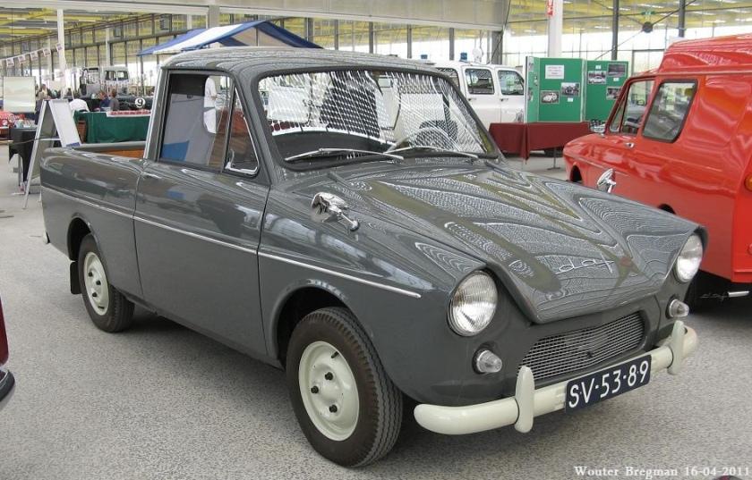 1961 DAF 600 pickup a