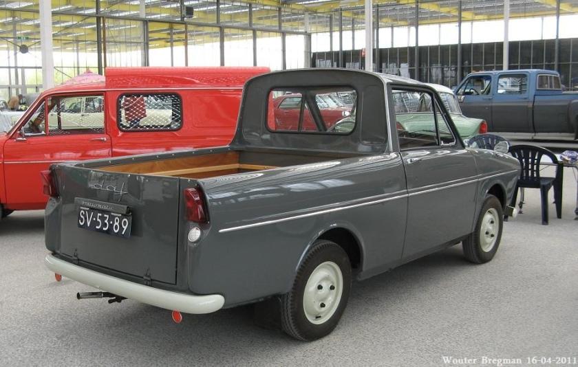 1961 DAF 600 pickup