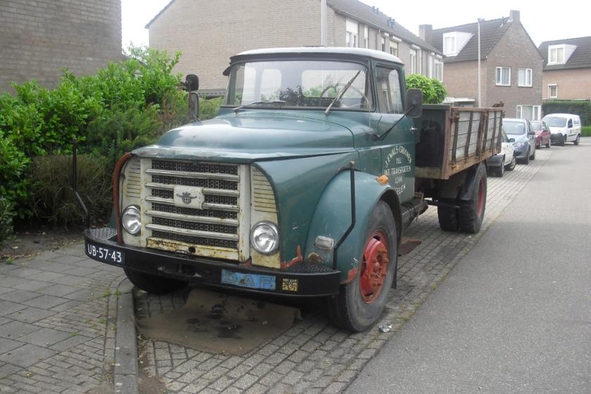 1961 DAF A16DD456-35063