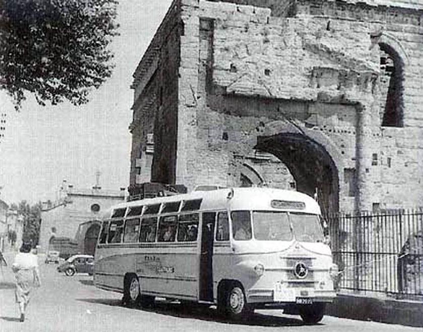 1961 Daf Den Oudsten bus VSL056