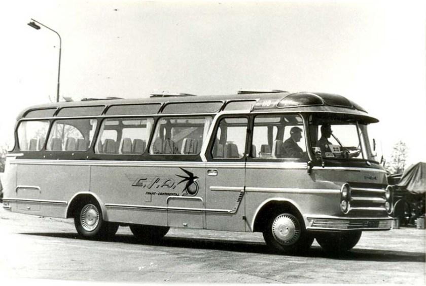 1961 DAF ESA 118  Groenewold