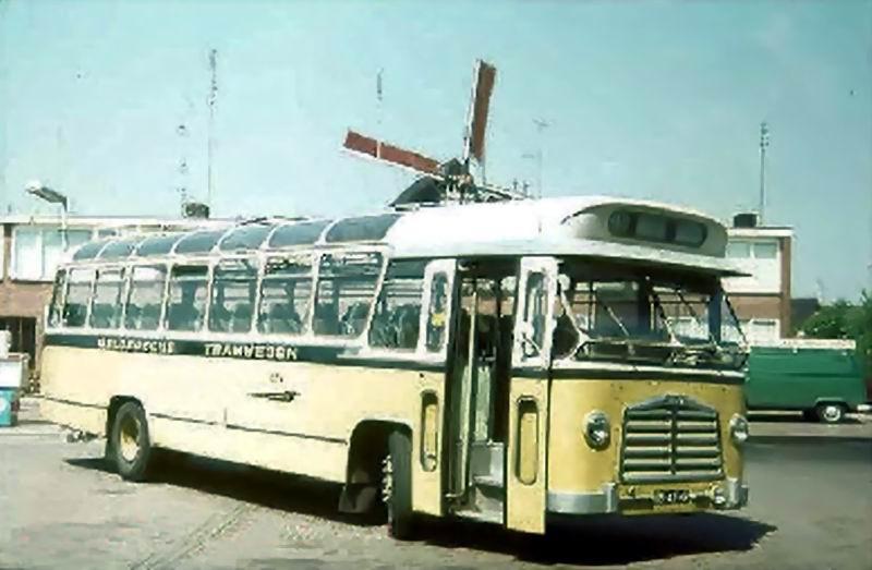 1961 DAF TB160 DAF DD530 carr Den oudsten LADO 32