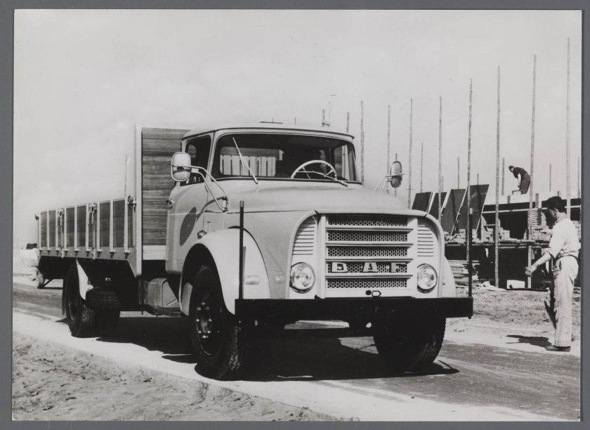 1961 DAF Torpedo serie13-18DA