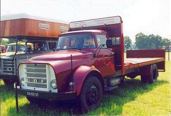 1961 Daf Torpedo