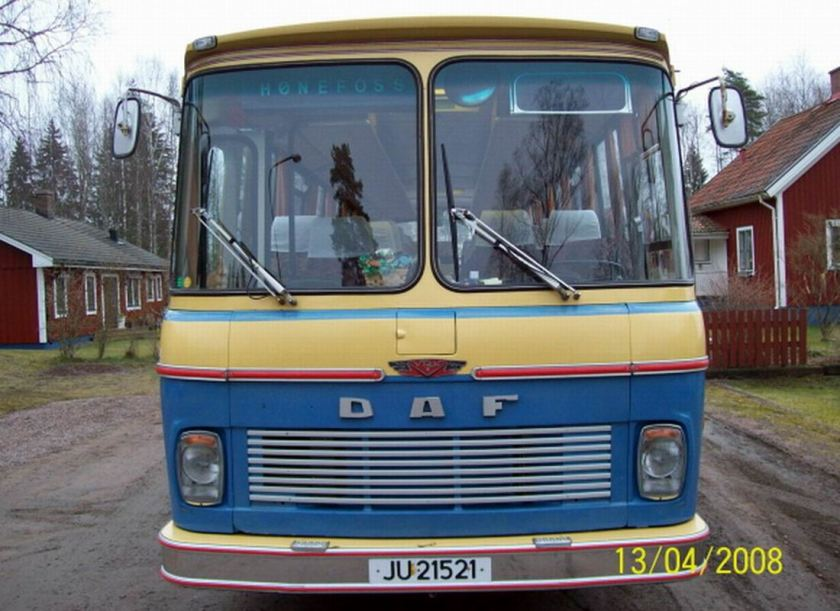 1961 Daf touringcar