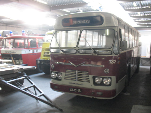 1961 DAF Verheul bus