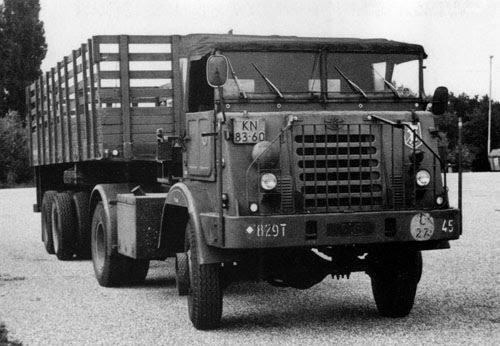 1961 DAF YT-514  2