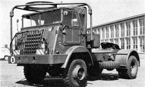1961 DAF YT-514  3