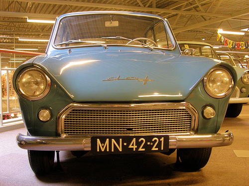 1962 DAF 15