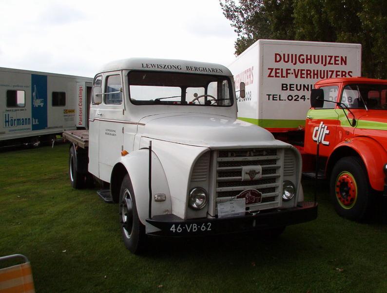 1962 Daf A13 DA 413