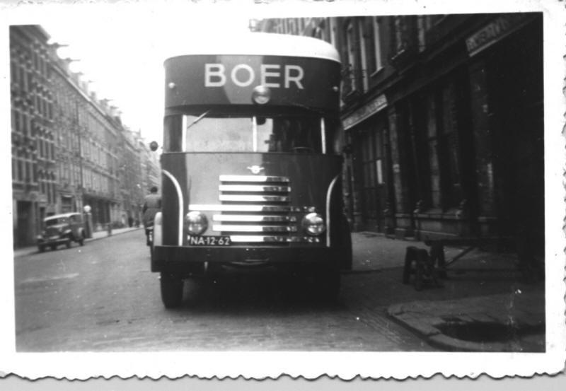 1962 DAF AD BROK