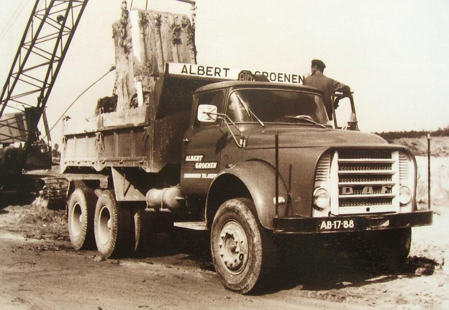 1962 DAF AT18 DS (6x4) AB