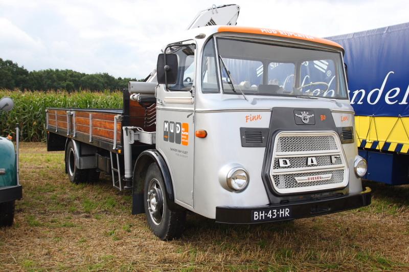 1962 DAF BH 43 HR