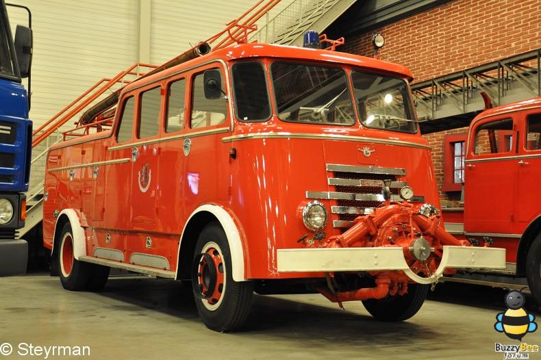 1962 DAF Brandweerwagen