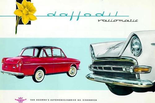 1962 Daf fodil
