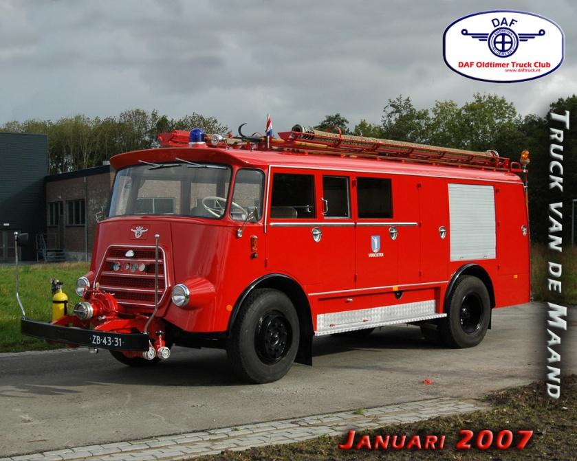1962 DAF januari 2007