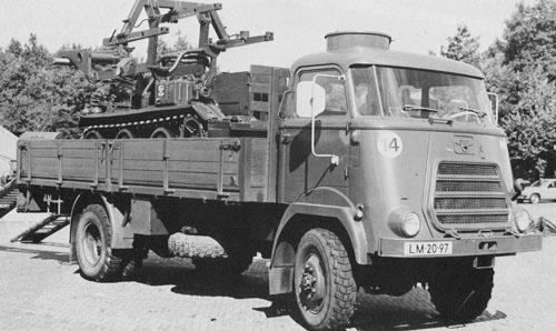 1962 DAF V 1600 1