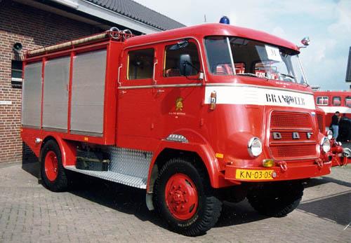 1962 DAF V1600 03