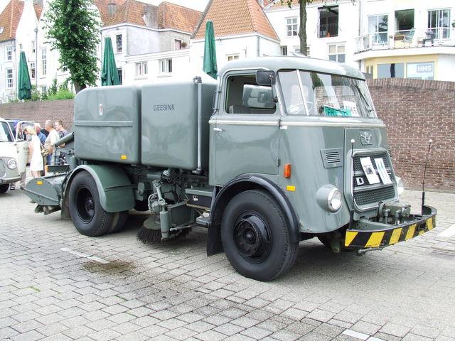 1962 DAF Veeg en Rioolwagen