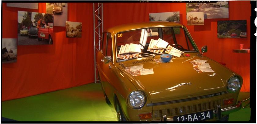 1963 DAF 33 Museum3