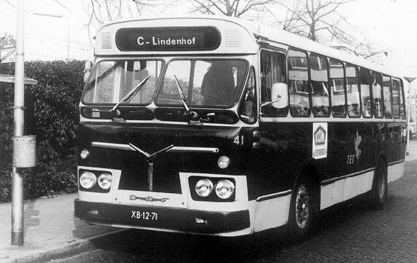 1963 DAF Verheul TET 0041