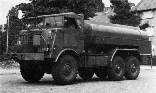 1963 DAF YF-616  4