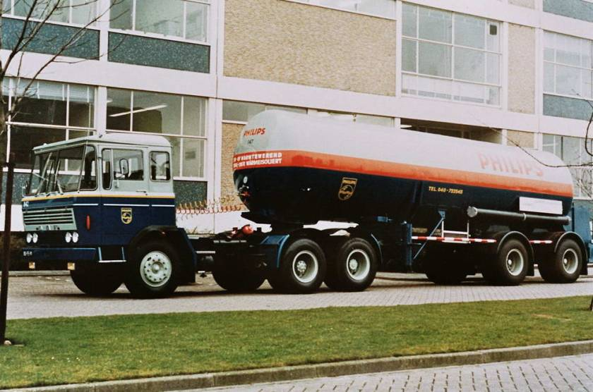 1964 DAF 2600 Philips